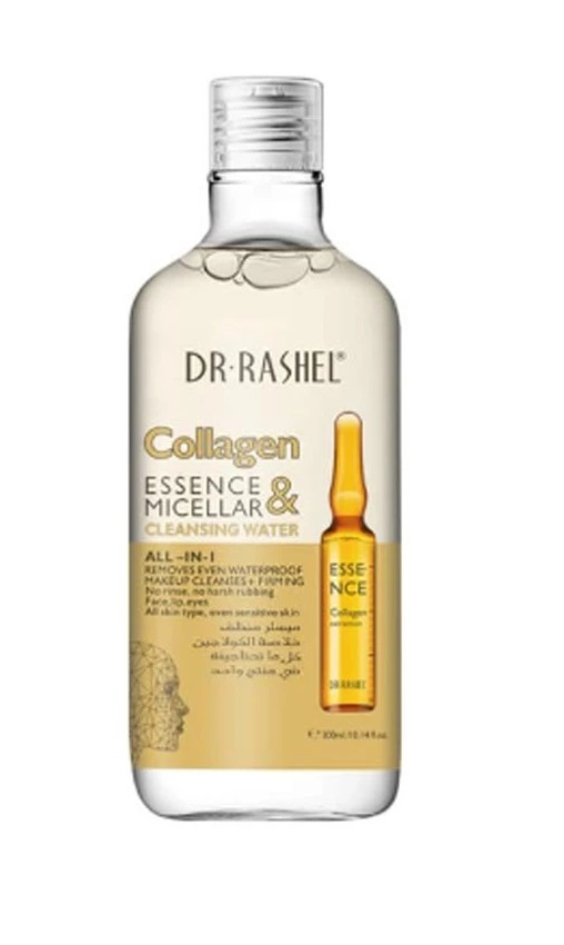 Dr. Rashel Micellar Cleansing Water All in 1 3