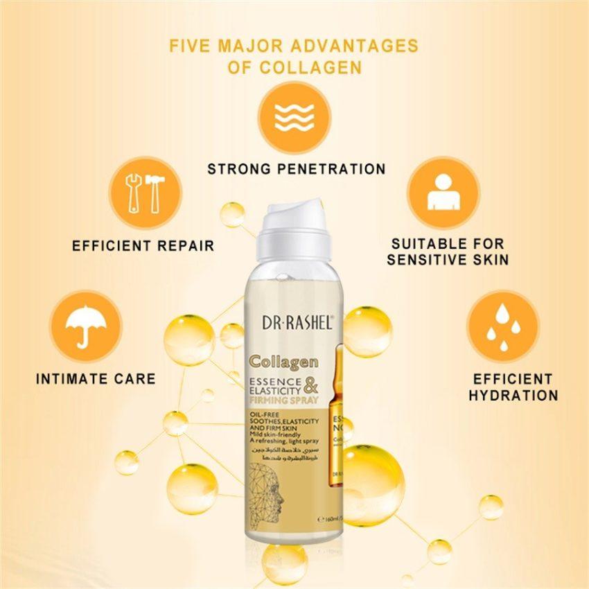 Dr. Rashel Collagen Elasticity & Firming Spray 4