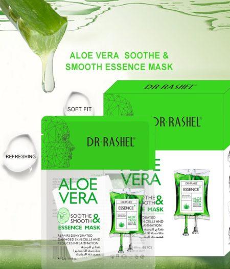 Dr. Rashel Aloe Vera Smooth Mask 5
