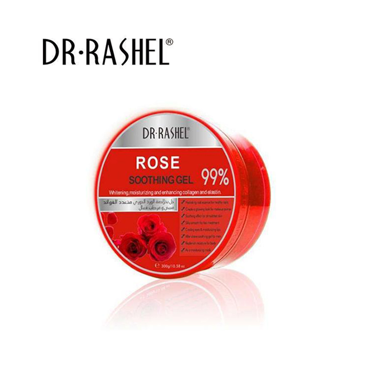 Dr. Rashel Rose Whitening Soothing Gel 1