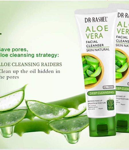 Dr. Rashel Aloe Vera Dark Spot Cleanser Gel 3