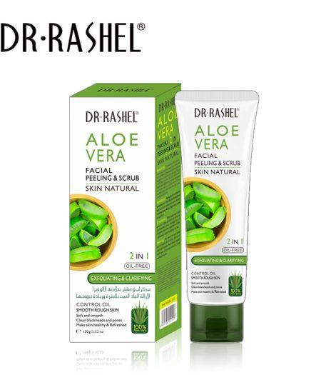 Dr. Rashel Aloe Vera Peeling Facial Scrub 1