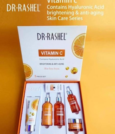 Dr. Rashel Vitamin C Anti Aging Skin Care Series Kit 1