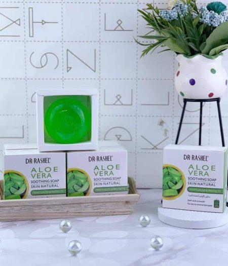 Dr. Rashel Aloe Vera Soothing Skin Natural Soap 2