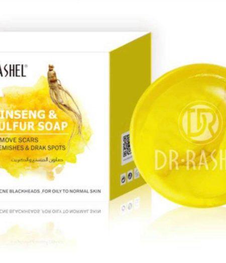 Dr. Rashel Sulfur Remove Dark Spots Soap 2