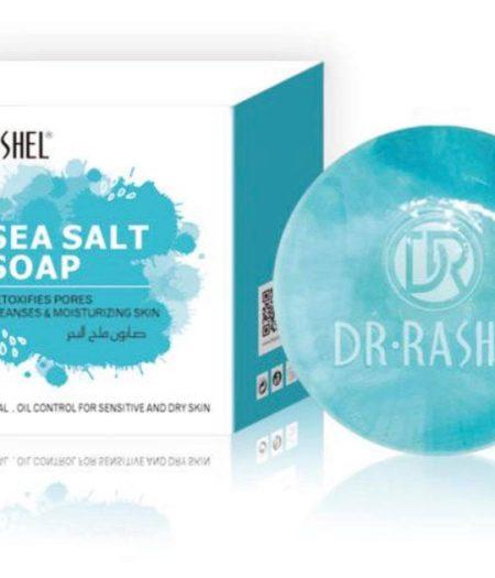 Dr. Rashel Sea Salt Soap Cleanses & Moisturizing Skin 2