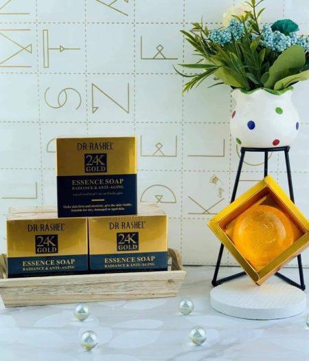 Dr. Rashel Anti Aging 24K Gold Soap 1