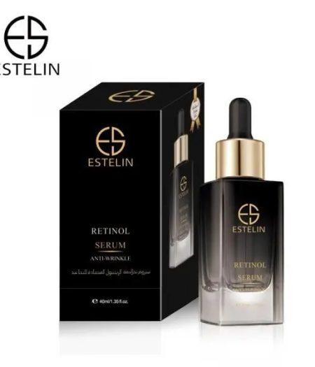 Estelin Retinol Anti Wrinkle Serum 40ml 2