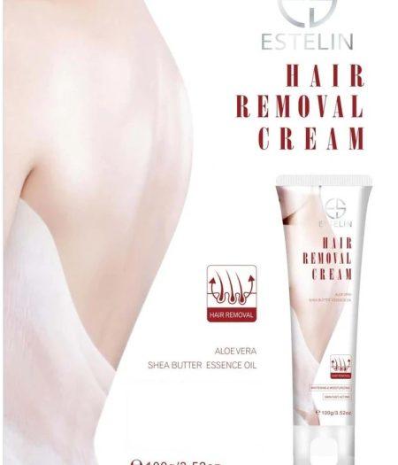 Estelin Hair Remover Cream for Ladies 100g