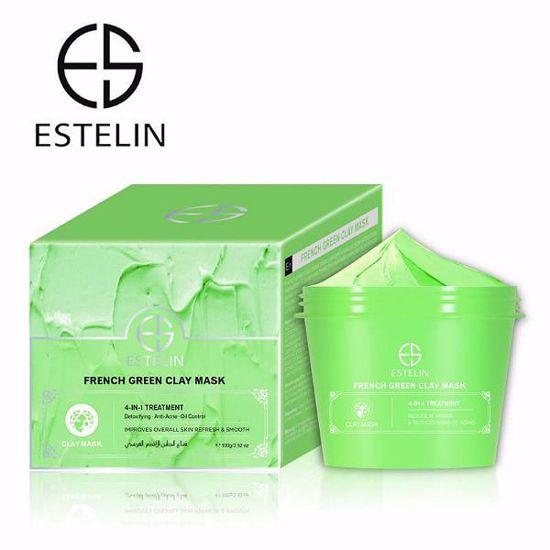Estelin French Green Clay Mask 100g