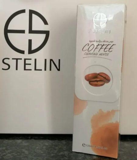 Estelin Deep Cleansing Coffee Mousse 135ml 1