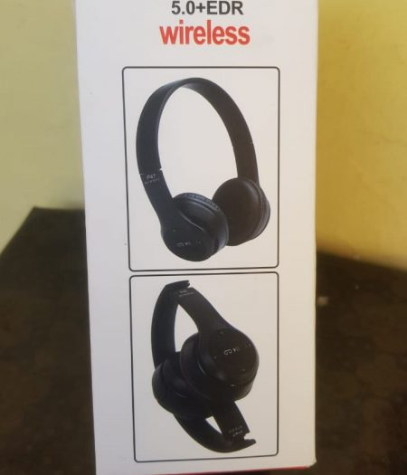 Wireless Headphones Bluetooth Stereo 4