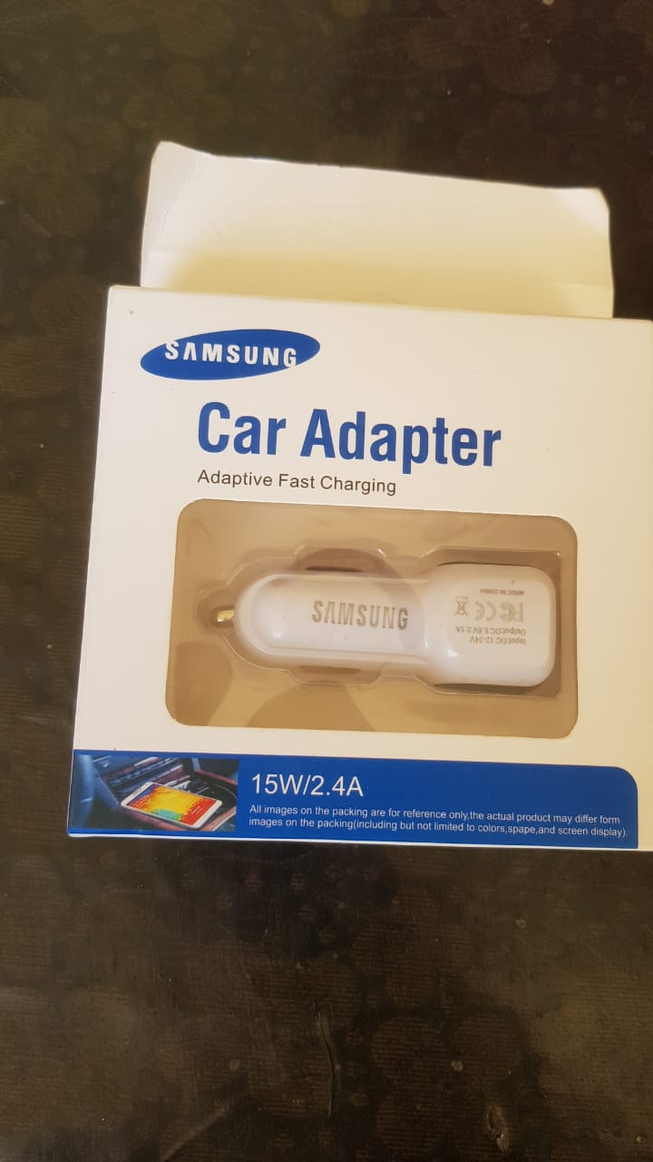Samsung High Quality Car Charger 2