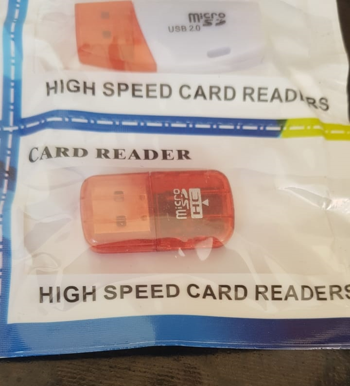Micro SD Card Reader 2.0 For Mobile 2
