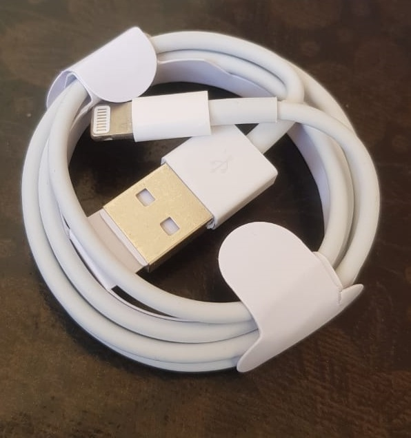 Foxconn Iphone Charging And Data Sync Cable 1