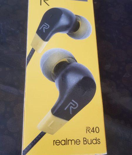 RealMe Buds HandFree Stereo 1