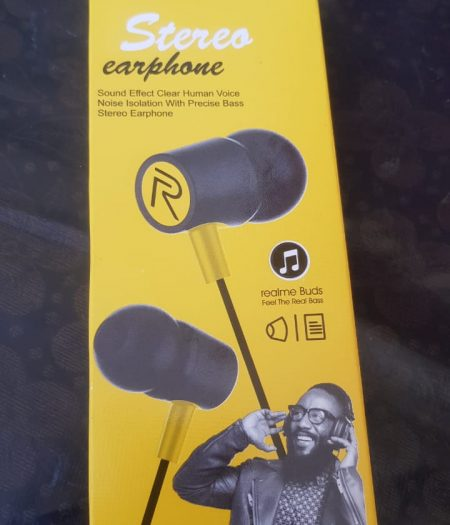 RealMe Buds HandFree Stereo Earphones