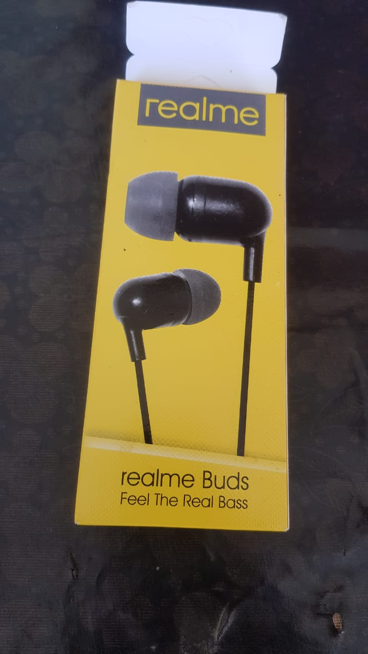 Realme Handsfree Earphones