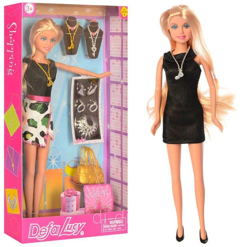 Defa Lucy Fashionist Barbie Doll 1