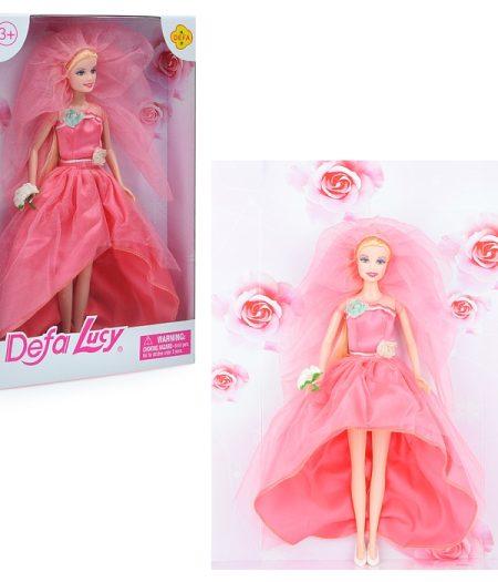 Defa Lucy Beautiful Bride Barbie Doll 1