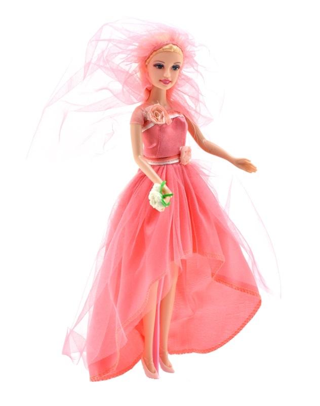 Defa Lucy Beautiful Bride Barbie Doll 4