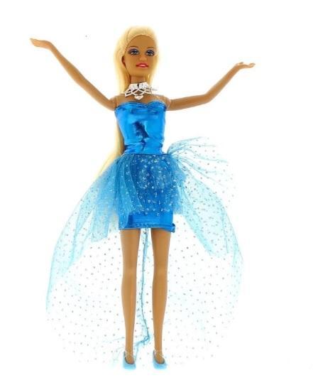 Defa Lucy Lovely Princess Barbie Doll 3