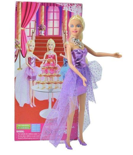 Defa Lucy Lovely Princess Barbie Doll 1