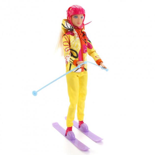 Defa Lucy Barbie Snow Skating Doll 3