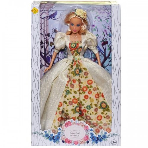 Defa Lucy Beautiful Dress Princess Barbie Doll 4