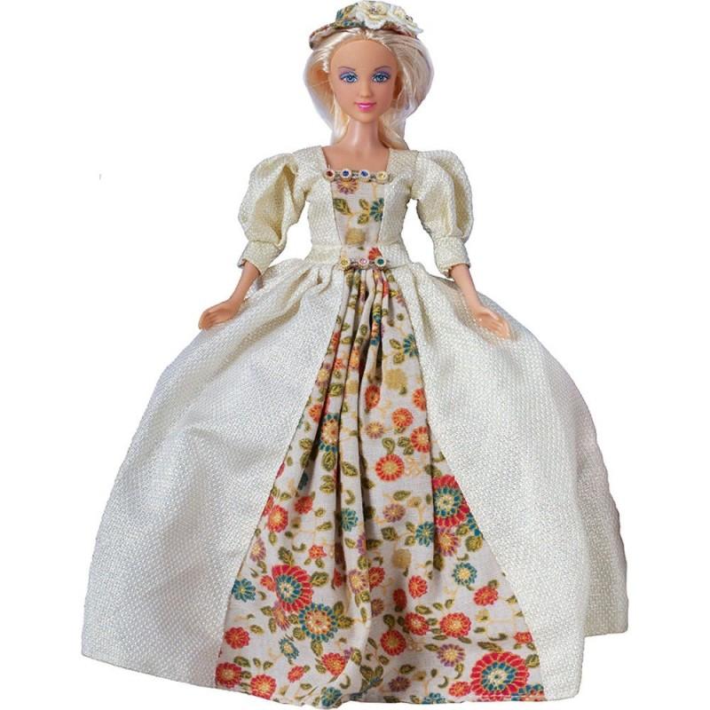 Defa Lucy Beautiful Dress Princess Barbie Doll 5