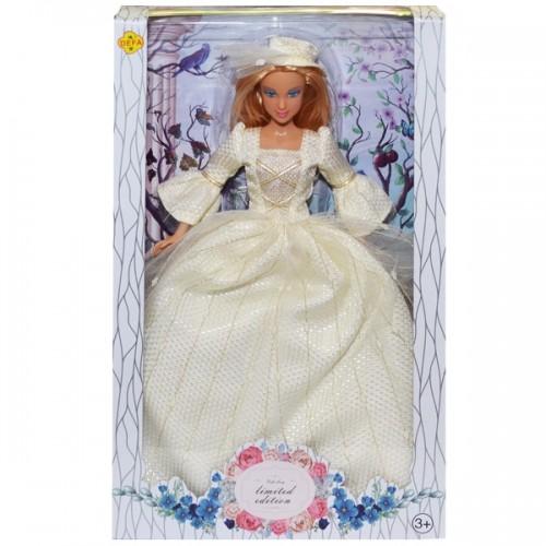 Defa Lucy Beautiful Dress Princess Barbie Doll 6