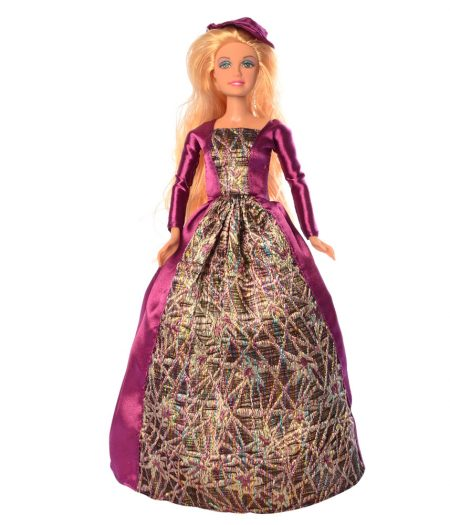 Defa Lucy Beautiful & Elegavt Barbie Doll 1