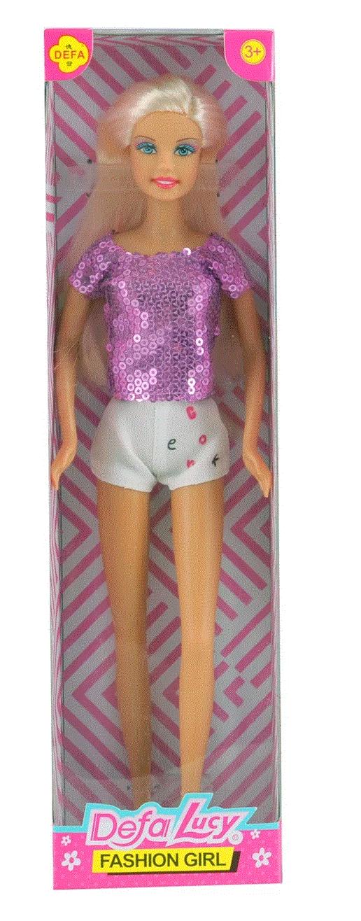 Defa Lucy Barbie Fashion Girl Doll 5