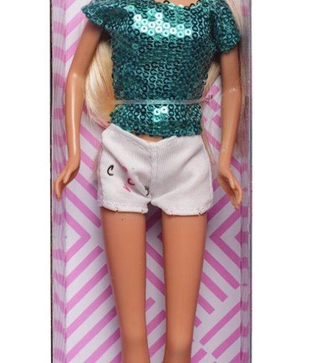 Defa Lucy Barbie Fashion Girl Doll 1