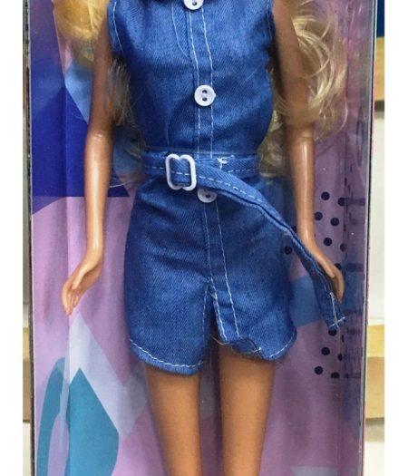 Defa Lucy Barbie Fashion Doll 2