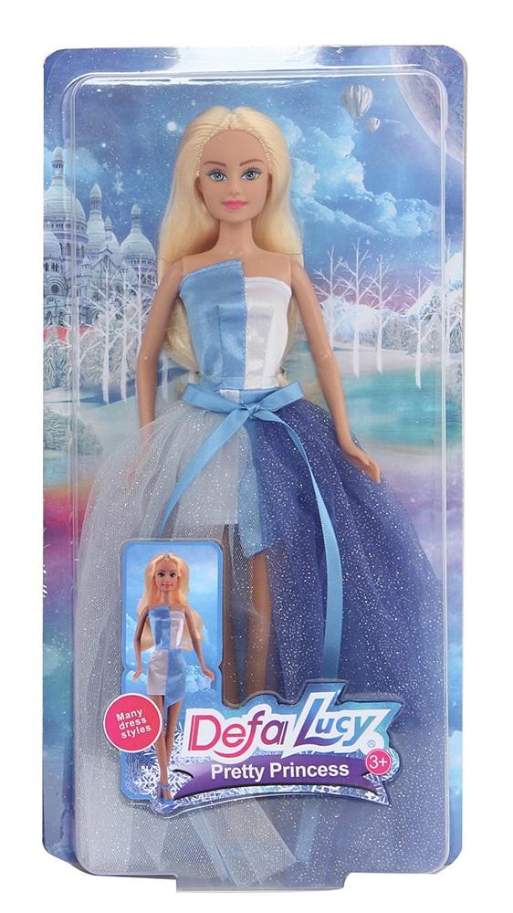 Defa Lucy Pretty Princess Barbie Doll 2