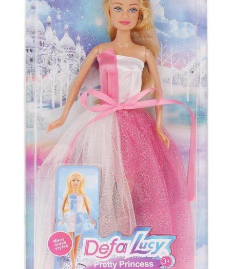 Defa Lucy Pretty Princess Barbie Doll 4