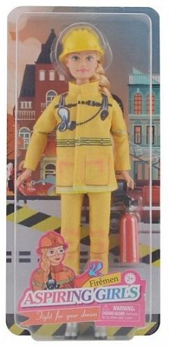 Defa Lucy Fire Women Barbie Doll 3