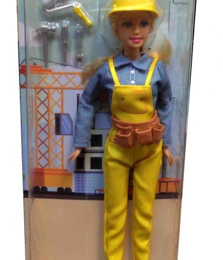 Defa Lucy Worker Barbie Doll 1