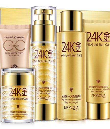 BIOAQUA Face Care Nutrition Moisturizing Anti-Aging Cream Anti Wrinkle Nourishing 2