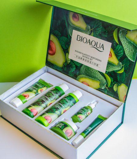 BIOAQUA Avocado Natural Anti Aging Moisturizing Skin Care Set 6 In 1 2