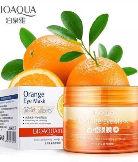 Bioaqua Vitamin C Orange Moisturizing Eye Mask 36 pcs 1