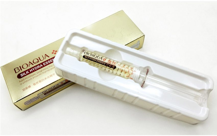 BIOAQUA Skin Care Hyaluronic Moisturizing Anti Wrinkle Essence 10ml 3