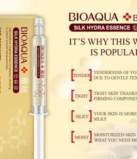 BIOAQUA Skin Care Hyaluronic Moisturizing Anti Wrinkle Essence 10ml