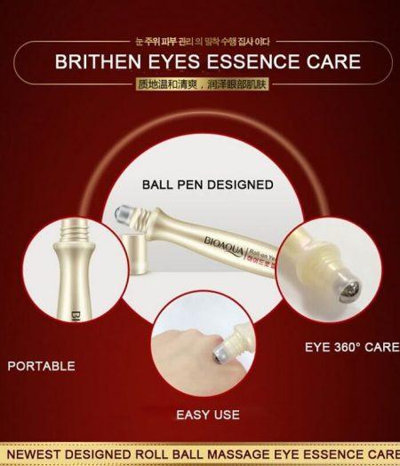 BIOAQUA Moisturizing Nourishing Anti Puffiness Eye Essence 15ml