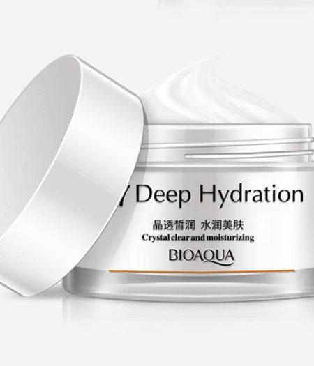 BIOAQUA V7 Series Crystal Clear Moisturizing Deep Hydration Face Cream 50g 1
