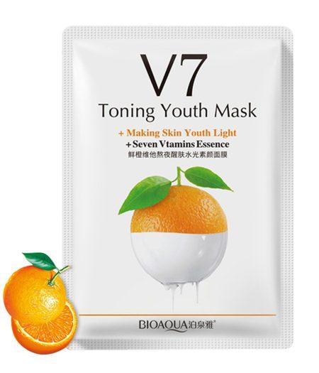 BIOAQUA Orange V7 Anti Aging Facial Mask