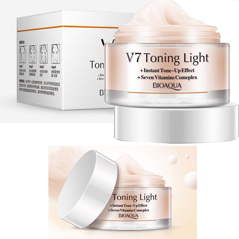 BIOAQUA Seven Vitamins Moisturizing Face Cream 1