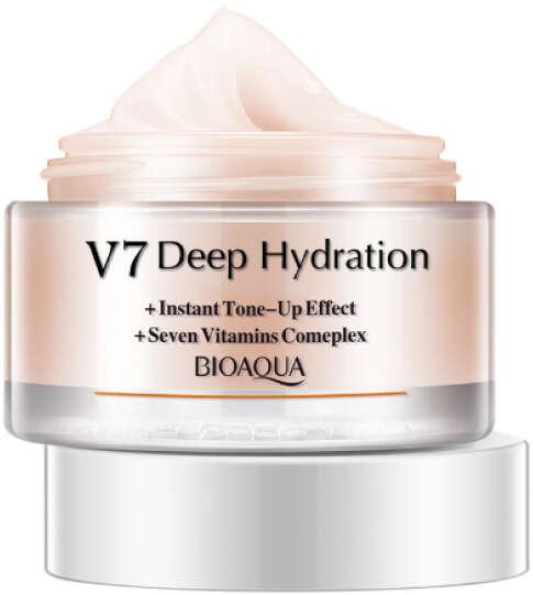 BIOAQUA Seven Vitamins Moisturizing Face Cream
