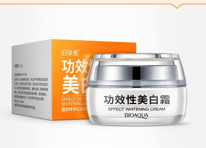 BIOAQUA Face Freckle And Skin whitening Cream 3